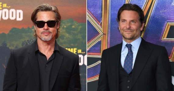 Why husbands should thank Brad Pitt and Bradley Cooper