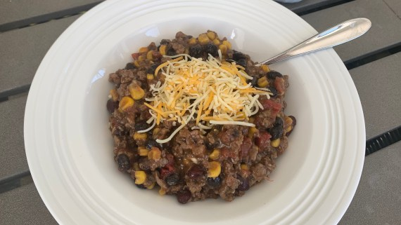 Easy and Delicious Chili